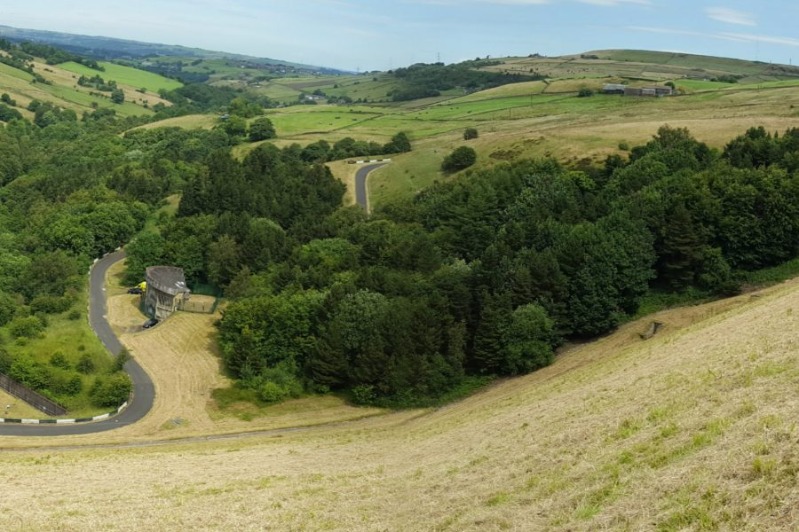 MidCheshire Motor Racing Club Scammonden HillClimb